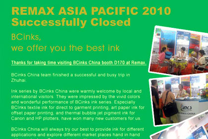 Remax Asia Pacific 2010 Successfully Closed