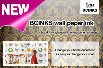 BCINKS Wall paper ink
